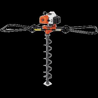 Jordborrmaskin, Stihl BT360 (2-mans)